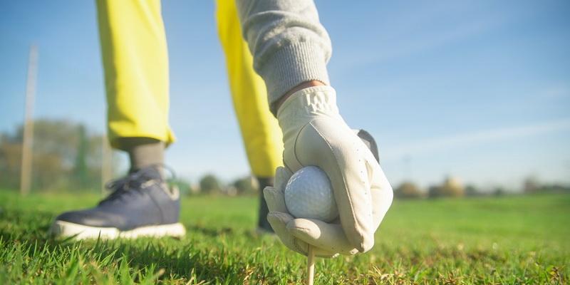 Grass ball glove