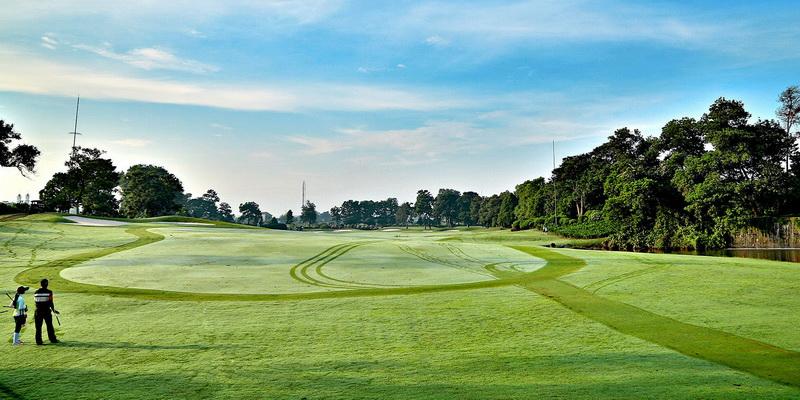 indonesia golf courses damai indah golf pik course