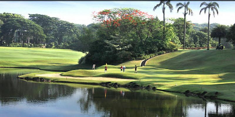 pantai indah Indonesia kapuk golf course